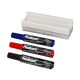 Panaboard Marker & Eraser Set  (1 Red, 1 Blue, 1 Green and 1 Eraser)