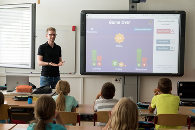 Smartboards Learning For Students Interactive Visual Teaching Learning Styles Students with Disabilities Online Resources